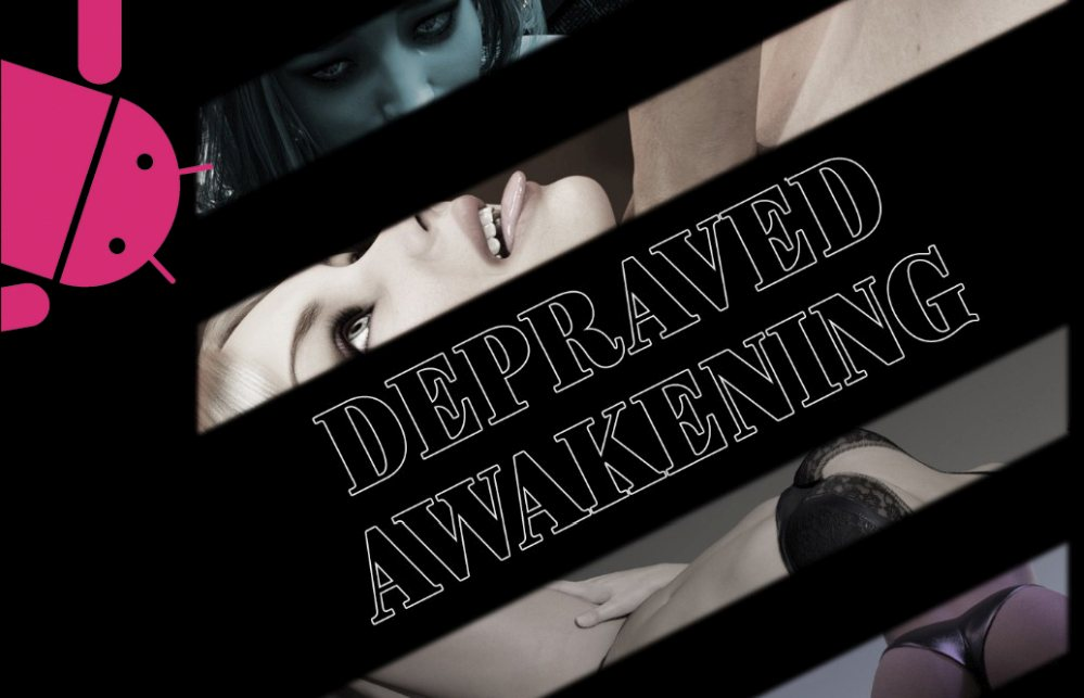 Depraved Awakening Cover Porn Android Game