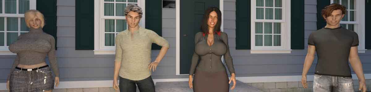Project Hot Wife 3d sex game
