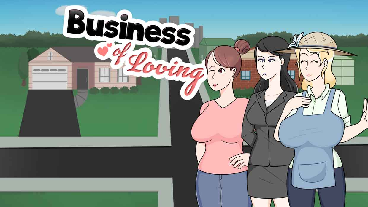 Business of Loving Wallpaper