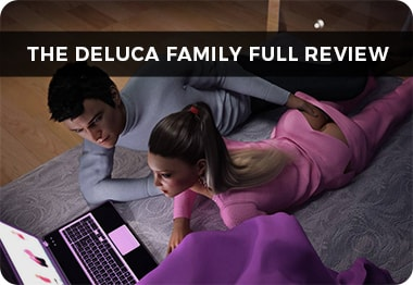The DeLuca Family Game Review
