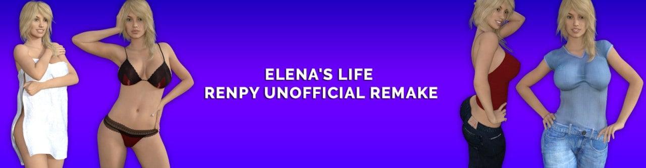 Elena'nın Hayatı RenPY Resmi Olmayan Remake