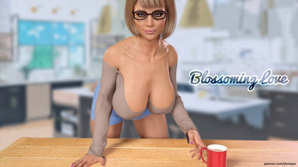 Blossoming Love Porn Game