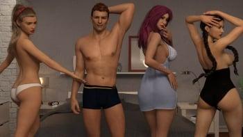 Detective Life Porn Game 3D XXX Game