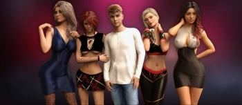 Lord of Desire Porn game
