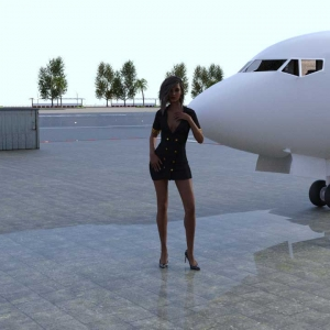 My New Life as a Stewardess