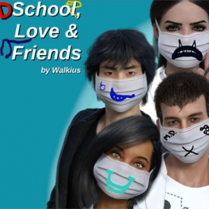 Medschool, Love and Friends
