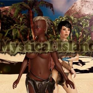 mystisk ö