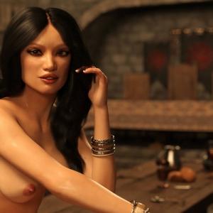 Sexy Witch 3: karstā maltīte