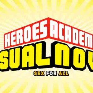 Heroes Academy Visual Novel