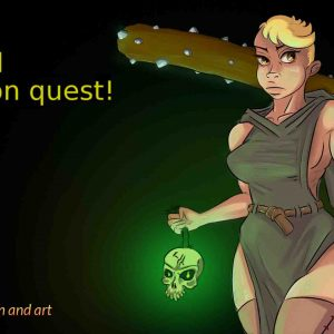 Katia and Dungeon quest