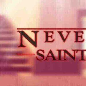 Nunca santo