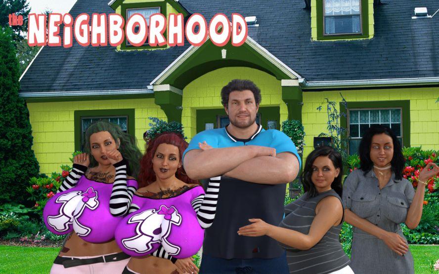 The Neighborhood - 3D Adult Games