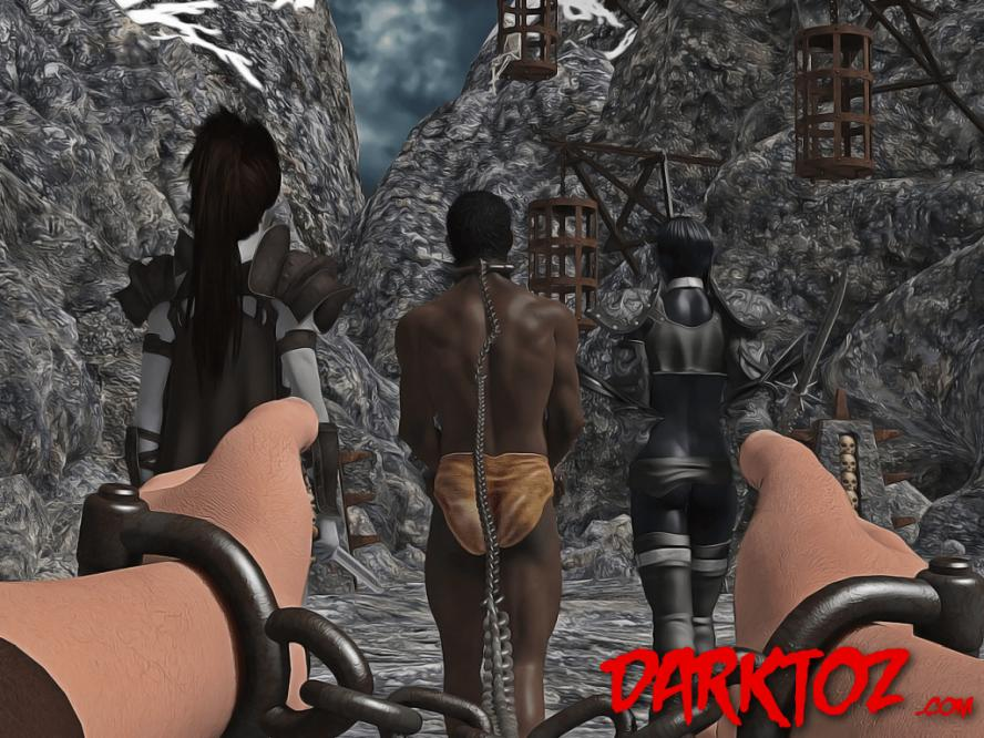 Ухватили Дарк Елвес Арацхна'с Ретурн - 3Д игре за одрасле