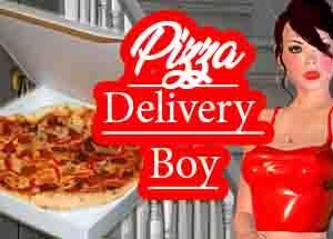 PORN Pizza Delivery Boy