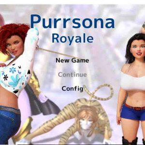Purrsona Royale