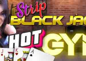 Strip Black Jack - Warm gimnasium