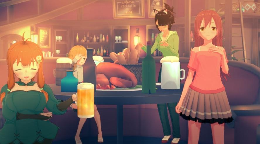 Tales Of Unity - 3D Adult Games