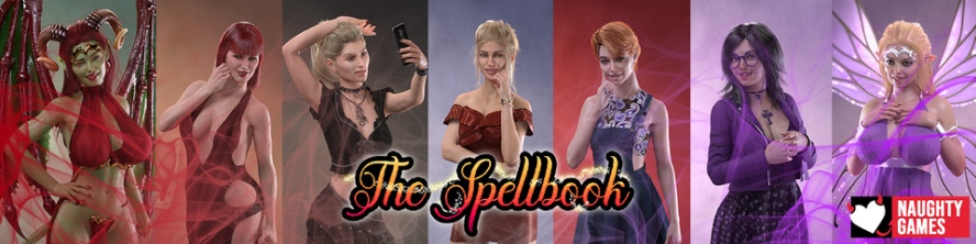 The Spellbook - Jeux 3D pour adultes