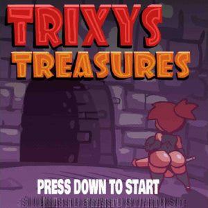 Trixys dārgumi