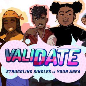 ValiDate sliter med singler i ditt område