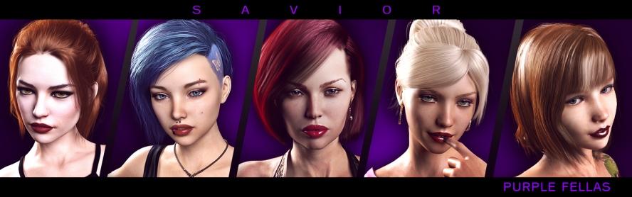 Savior - 3D Adult Games