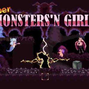 Nigheanan Super Monsters