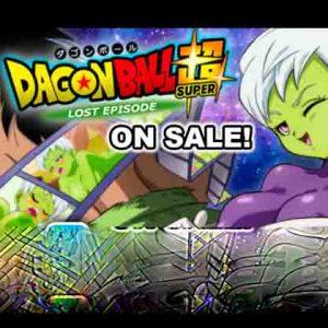 Dragon Ball Super - Zaudētā epizode