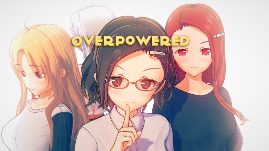 Overpowered - Jeux pour adultes en 3D