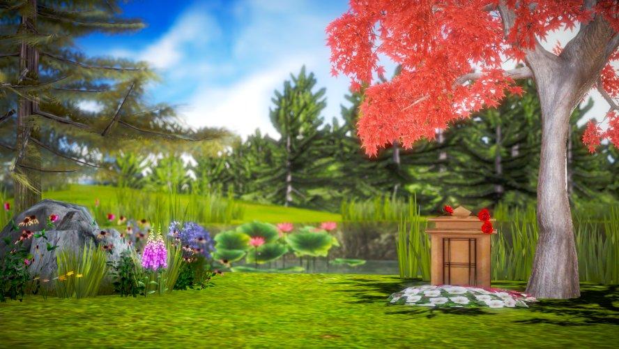 Crimson Roses 2 - 3D მოზრდილთა თამაშები