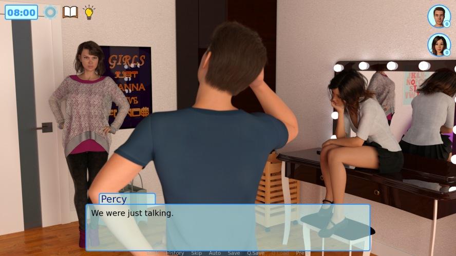 Prijetno sumljivo - 3D igre za odrasle