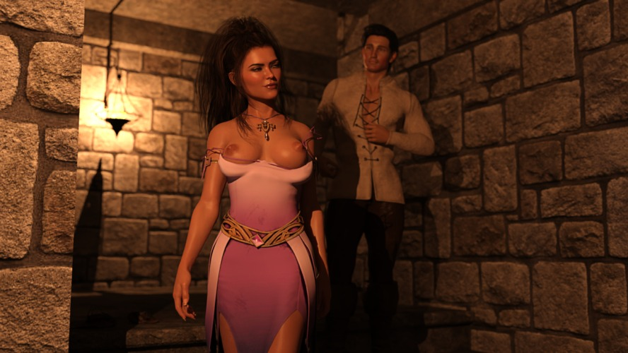 Fragile Innocence - 3D Adult Games