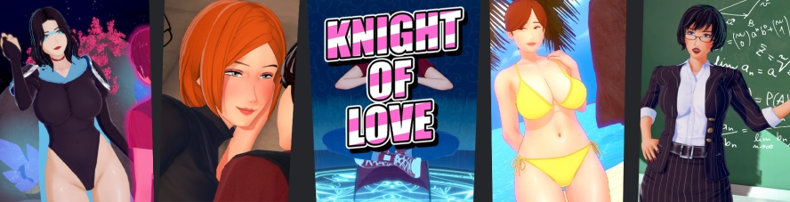 Knight of Love - 3D Adult Games