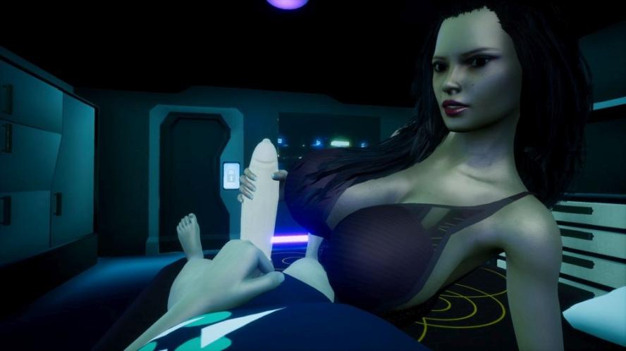Zadnje upanje - 3D igre za odrasle