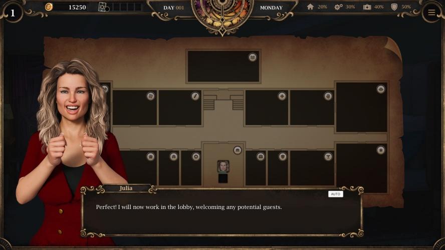 Mystwood Manor - 3D Adult Games