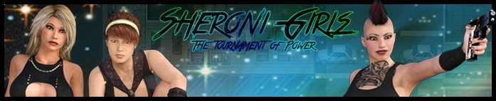 Sheroni Girls - The Tournament of Power
