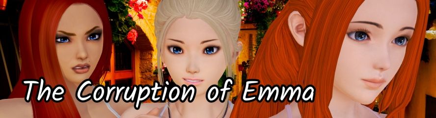 The Corruption of Emma - 3D Adult games