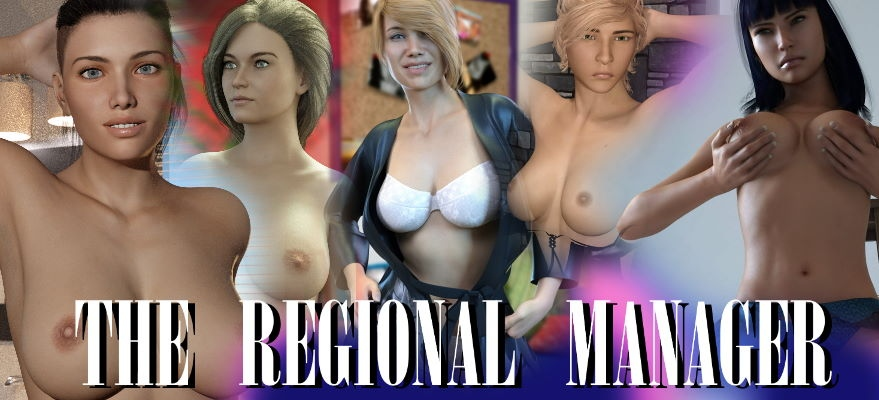 The Regional Manager - 3D Adult Games