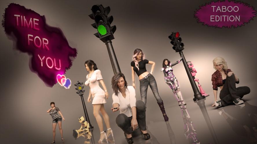 Time for You - Jeux 3D pour adultes