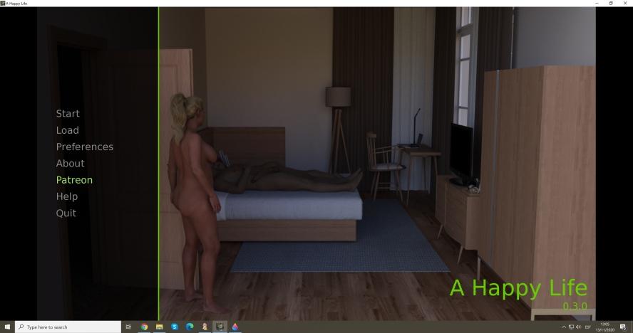 A Happy Life - 3D Adult Games