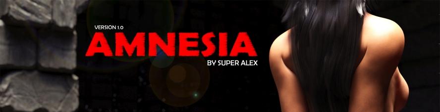 AMNESIA - Mga Larong Pang-adultong 3D