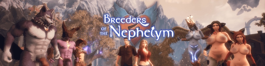 Breeders Of The Nephelym - 3D Adult Games