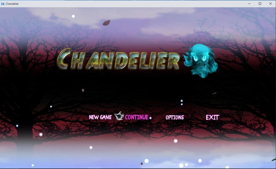 Chandelier - Jeux 3D pour adultes