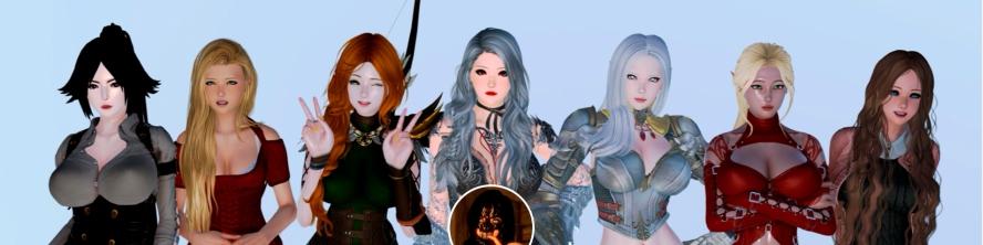 Dark Harem - 3D igre za odrasle