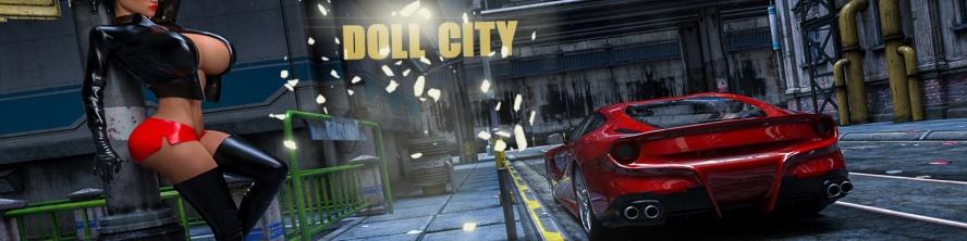 Doll City - Jeux pour adultes en 3D