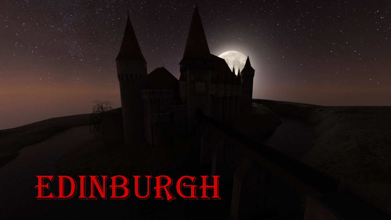 Edinburgh 3d adult games