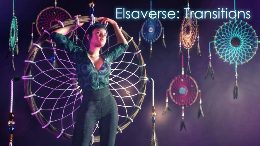 """""""Elsaverse Transitions"""" - 3D suaugusiųjų žaidimai"""