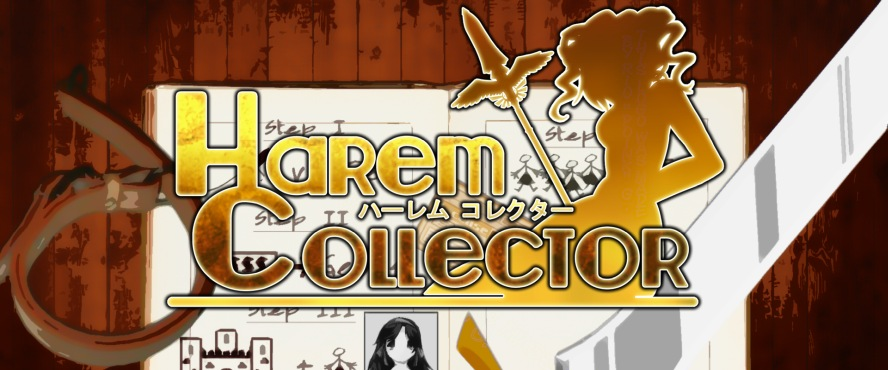 Harem Collector - 3D Adult Games