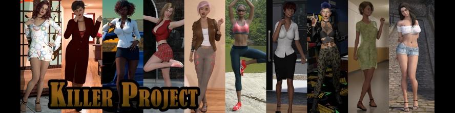 Killer Project - 3D Adult Games