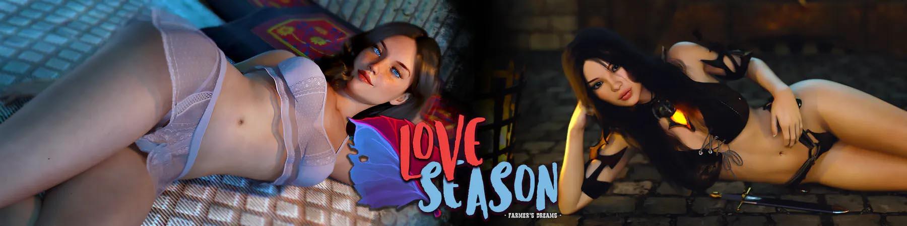 Love Season Farmer's Dreams - 3D Adult Games