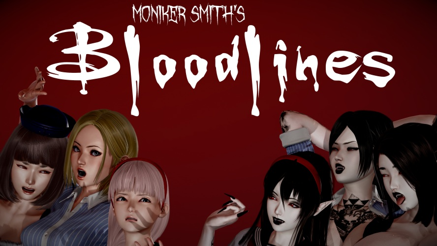 Moniker Smith's Bloodlines - 3D Adult Games